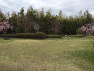 秀吉の茶室跡