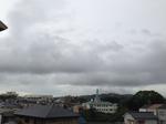 不安定な天気