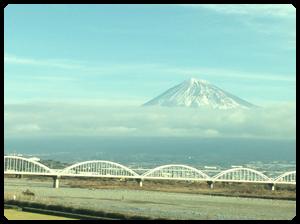 1月2日の富士